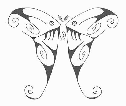 Mothra by Marianne Mason