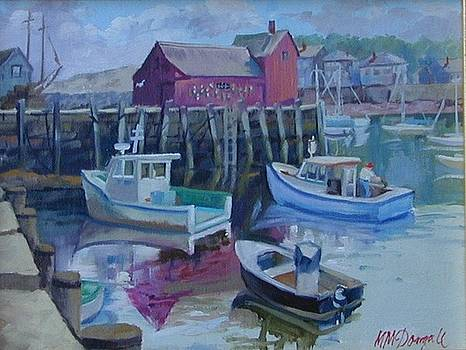 Motif Number One by Michael McDougall