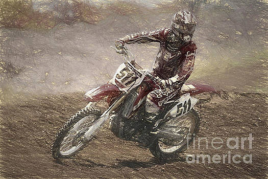 MotoCross by Cecil Fuselier