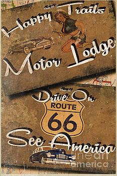 Motor Lodge by Cinema Photography
