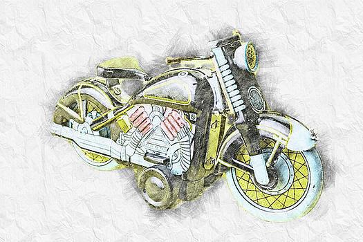 Motorbike ii by Pekka Liukkonen