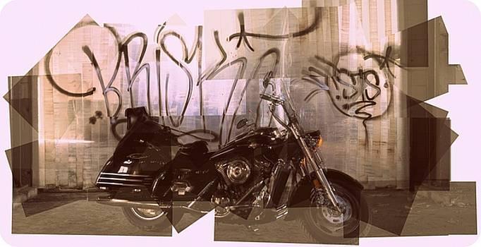 Motorbike by Jon Benson
