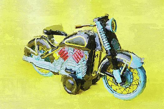 Motorbike by Pekka Liukkonen