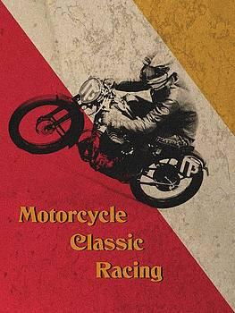 Motorcycle Classic Racing by Gabi Siebenhuehner