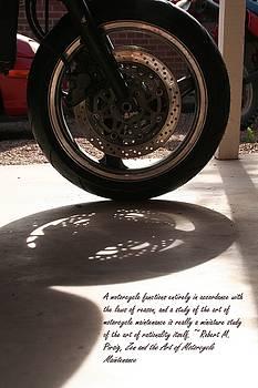 Motorcycle Maintenance by David S Reynolds