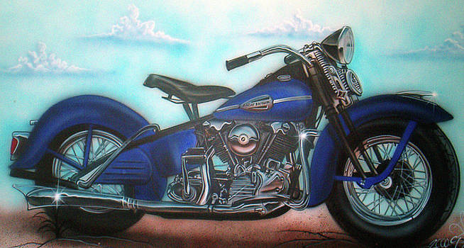 Motorcycle2 by Shawn Palek