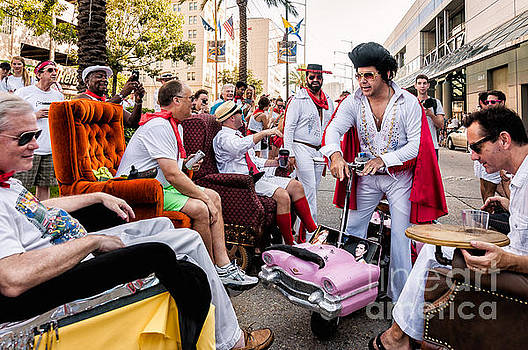 Kathleen K Parker - Motorized Recliners and Elvis - NOLA