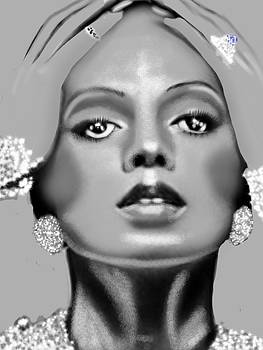 Motown Royalty  by Pat Carafa