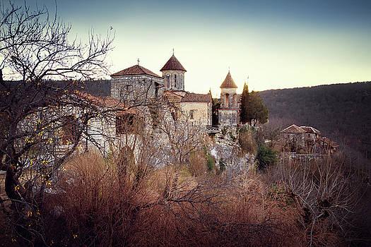 Motsameta Monastery by Svetlana Sewell