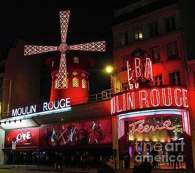 Moulin Rouge by Jennefer Chaudhry