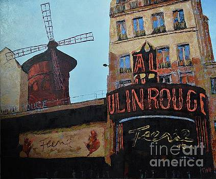 Moulin Rouge by Laura Toth