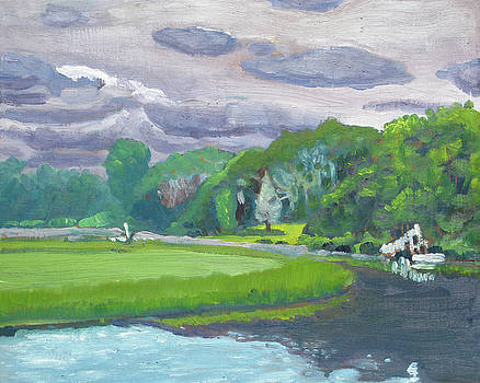 Moultrie Creek II by D T LaVercombe