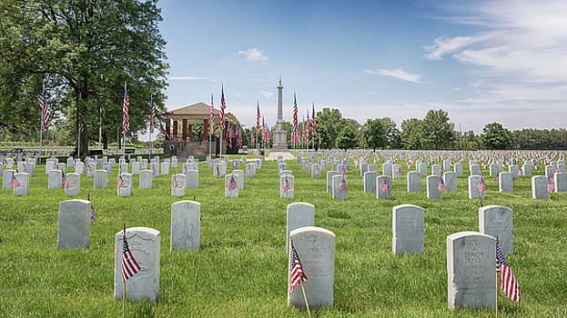 Susan Rissi Tregoning - Mound City National Cemetery 3
