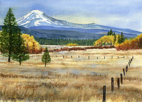 Sharon Freeman - Mount Adams
