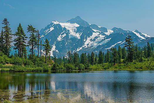 Mount Baker by Doug LaRue