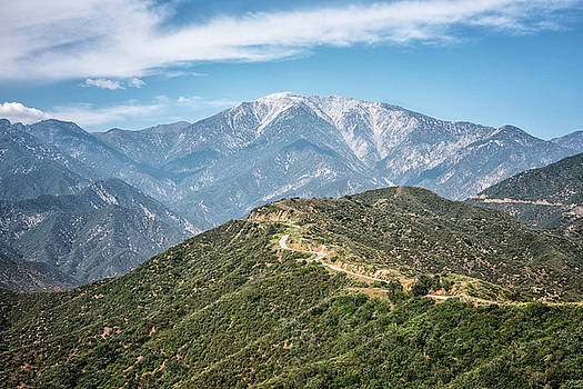 Mount Baldy California by Steven Michael