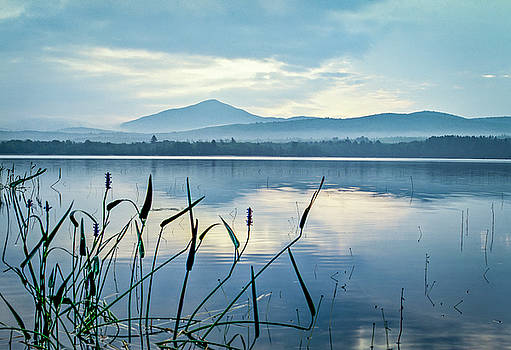 Mount Blue by Gary Shepard