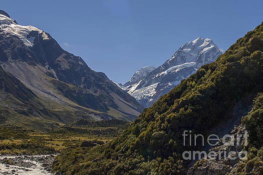 Patricia Hofmeester - Mount Cook In New Zealand