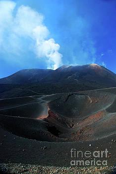 Mount Etna by Richard Gibb