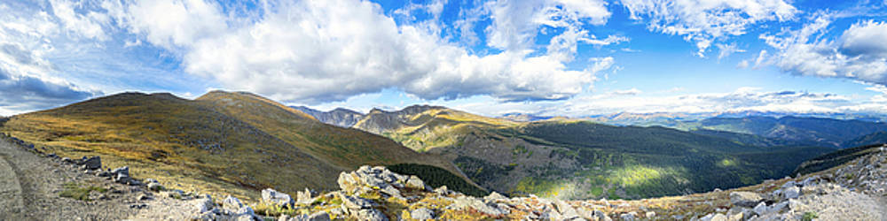 Mount Evans No. 2 by Lynn Palmer