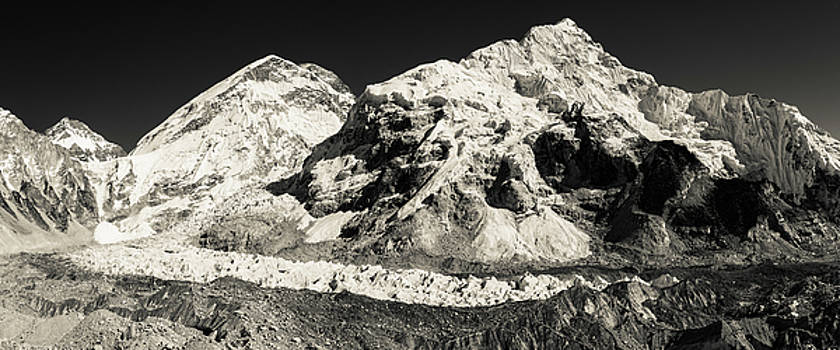 Mount Everest Base Camp by Owen Weber