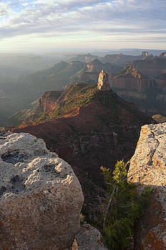 Mount Hayden Sunrise by Mike Buchheit
