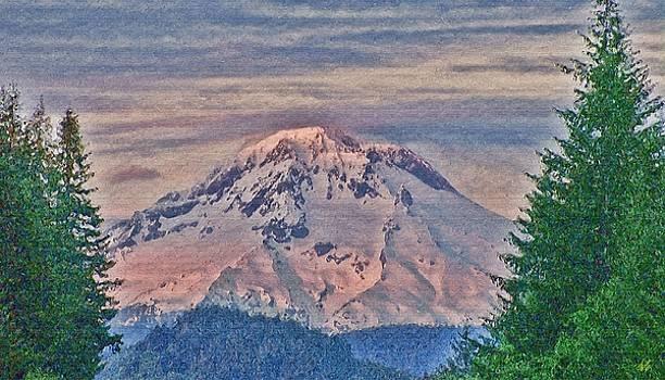 Mount Hood by John Winner