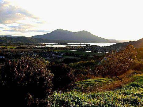 Mount Konocti by Will Borden