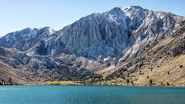 Mount Laurel and Convict Lake by Bruce Friedman