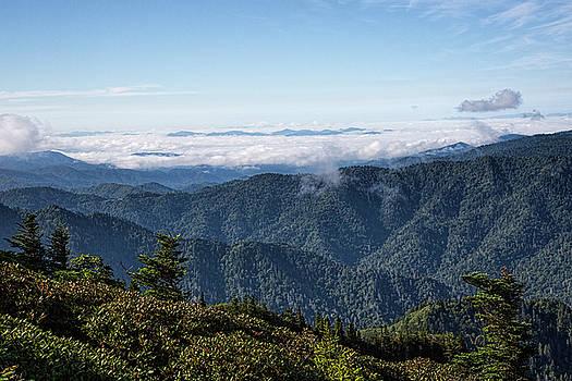 Jemmy Archer - Mount LeConte Morning