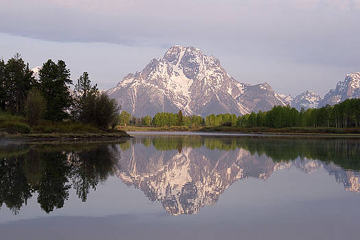 Mount Moran by Reva Dow