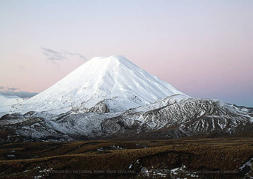 Mount Ngauruhoe, Tongariro National Park, New Zealand by OurPlace World Heritage