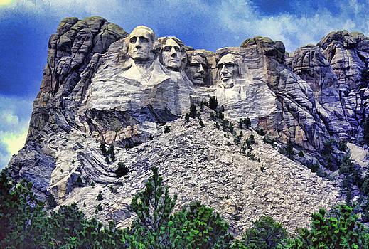 Dennis Cox - Mount Rushmore