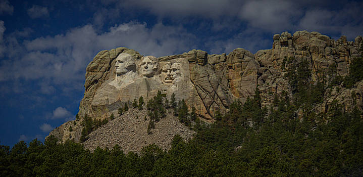 Ray Van Gundy - Mount Rushmore in South Dakota