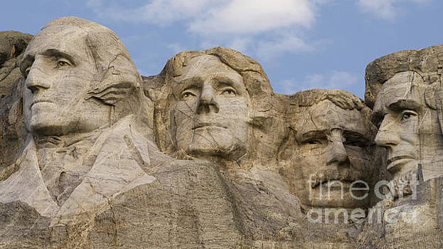 Mount Rushmore  by Jerry Fornarotto