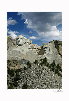 Mount Rushmore by JR Harke Photography
