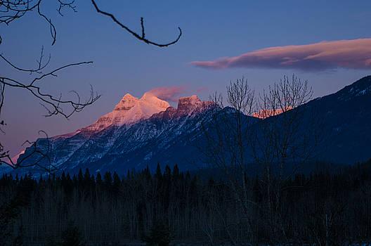 Jedediah Hohf - Mount Stimson, Glacier Nat