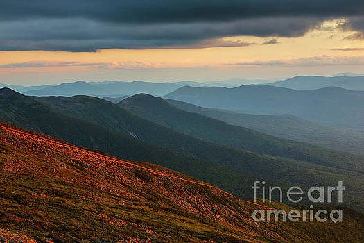 Mount Washington Cog Railroad - White Mountains New Hampshire by Erin Paul Donovan