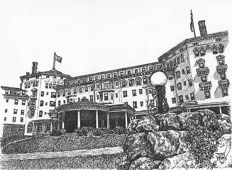 Mount Washington Hotel Number Four by Dan Moran