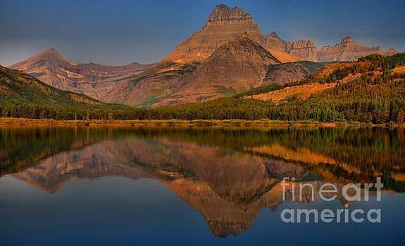 Adam Jewell - Mount Wilbur Sunrise Reflections
