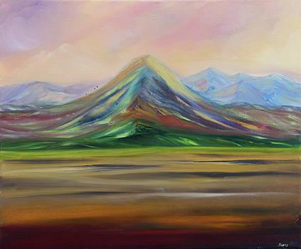 Mount Zion by David King Johnson