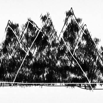 mountain #art #artworth #dadi by Dadi Setiadi