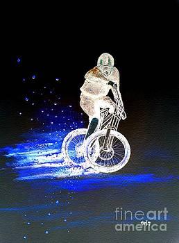 Mountain Bike Mtb by Gordon Lavender