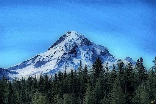 Mountain Breeze by John Winner