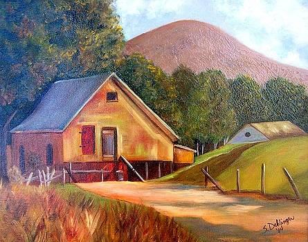 Mountain Cabin Hideaway by Susan Dehlinger
