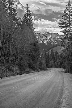 Mountain Drive by ChrisAntoniniPhotography