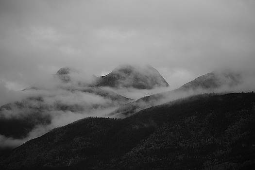 Mountain Fog by Kimberly VanNostrand