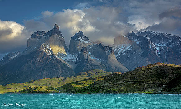 Mountain Glimmer by Andrew Matwijec