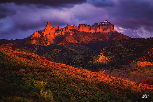 Mountain Light by Peter Coskun