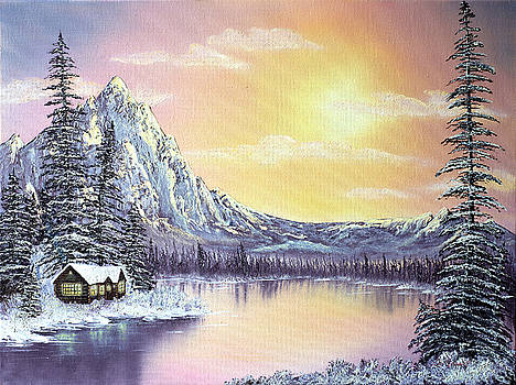 Mountain Majesty by Lori Grimmett
